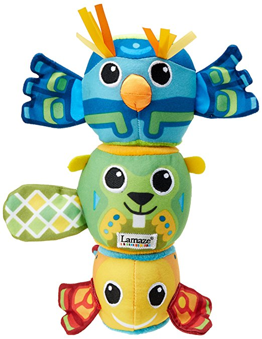 Pole Stackers Baby Toy