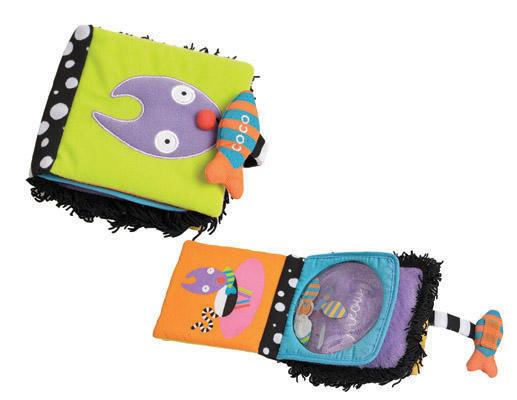 Activity Book Baby Toy