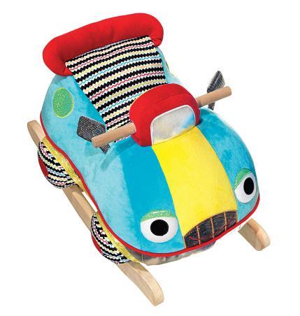 Huggable Rocking Seat Baby Toy