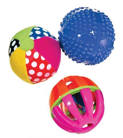 Sensory Ball Set Baby Toy