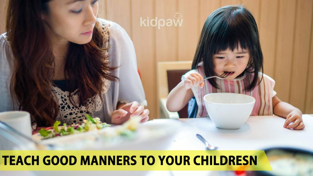 top ten manners to teach