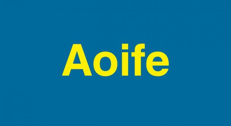 How Do You Pronounce Aoife?