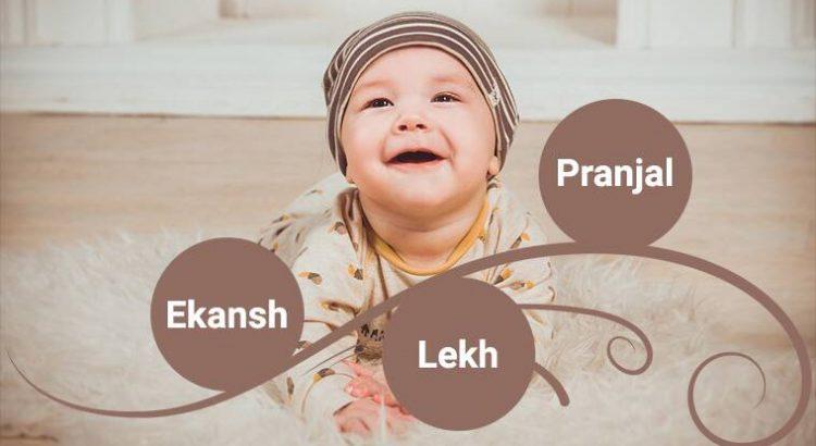 Top 100 baby names