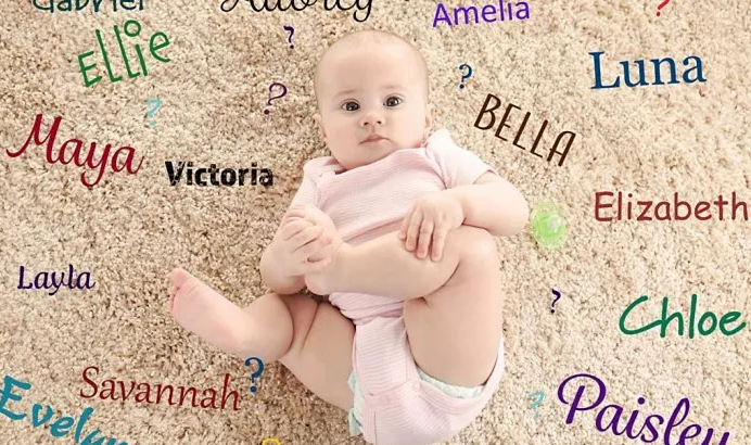 What Are Baby Names That Mean Fire?