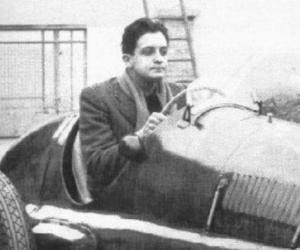 Alfredo Ferrari Biography Birthday Awards Facts About Alfredo Ferrari