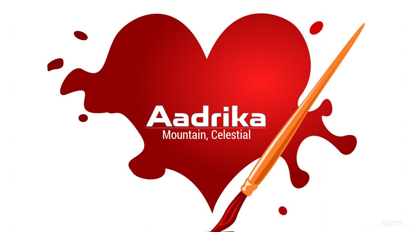 Aadrika beautiful wallper
