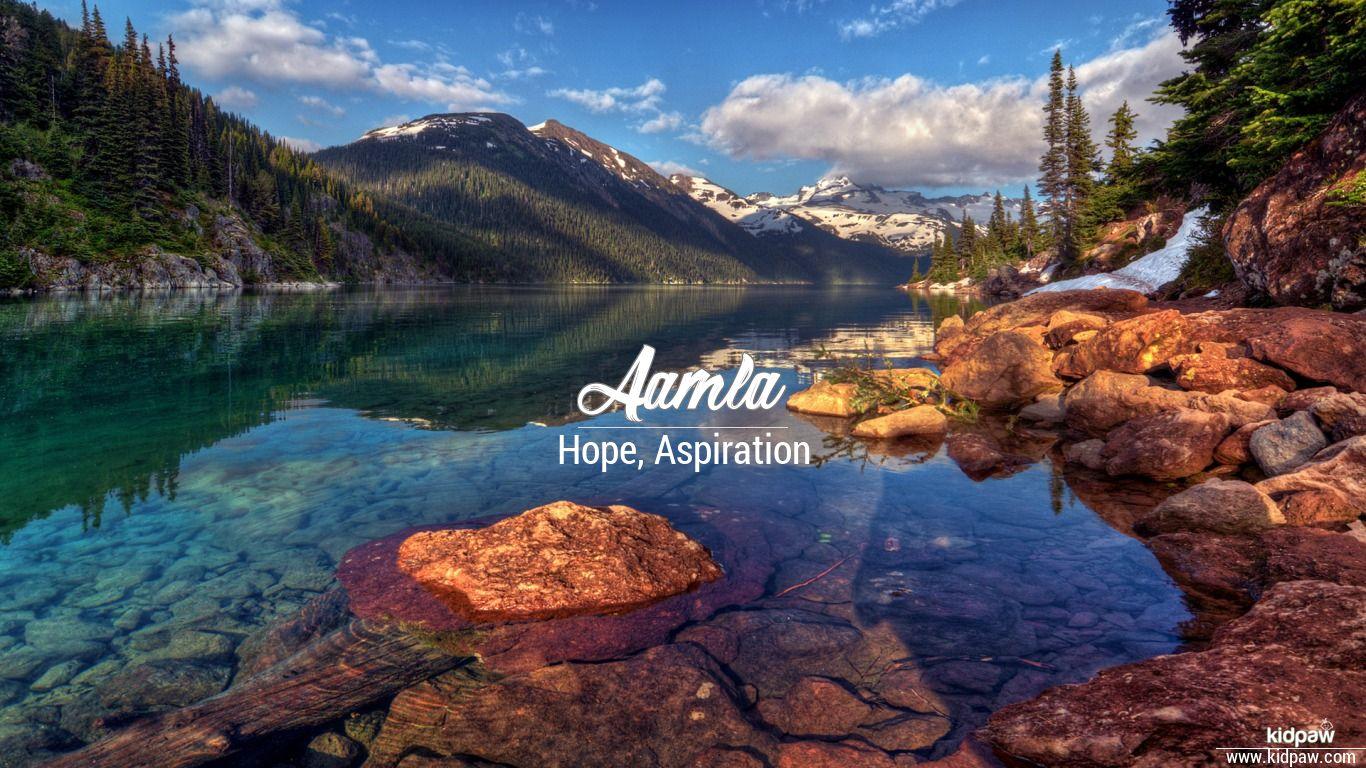 Aamla beautiful wallper
