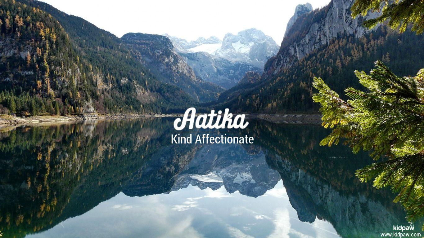 Aatika beautiful wallper