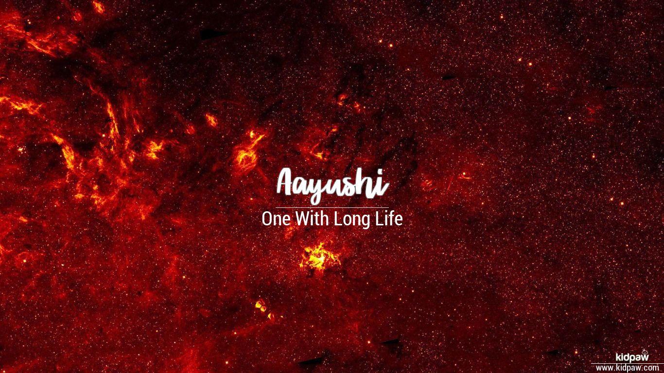 ayushi name