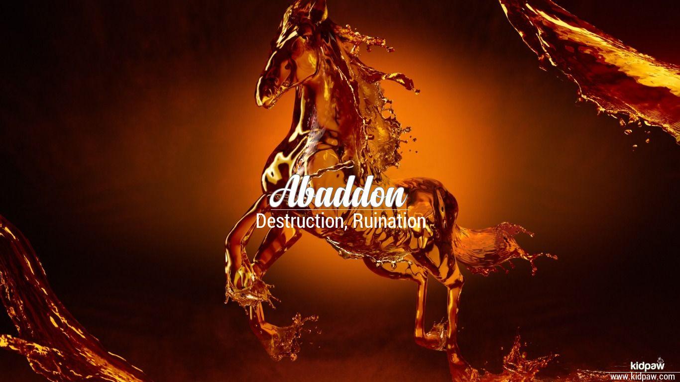 Abaddon beautiful wallper