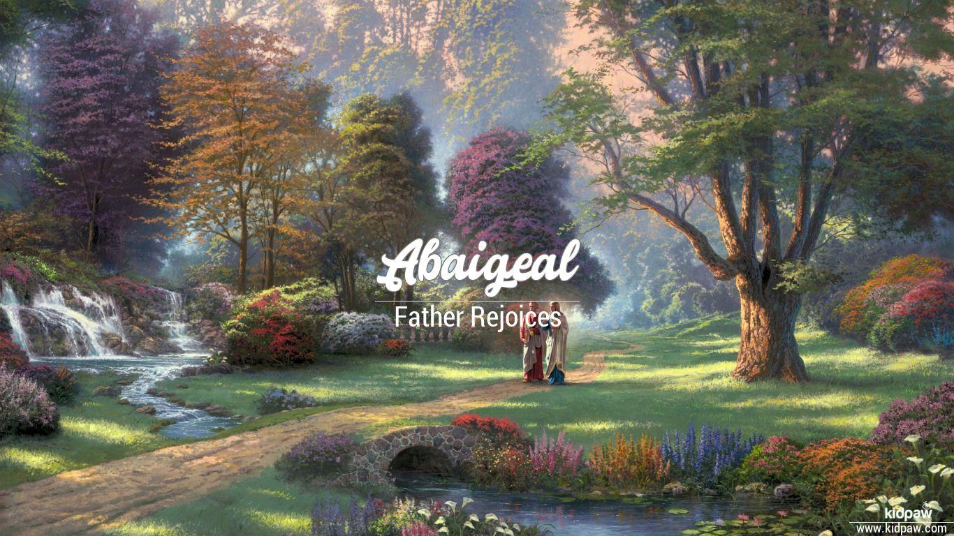 Abaigeal beautiful wallper