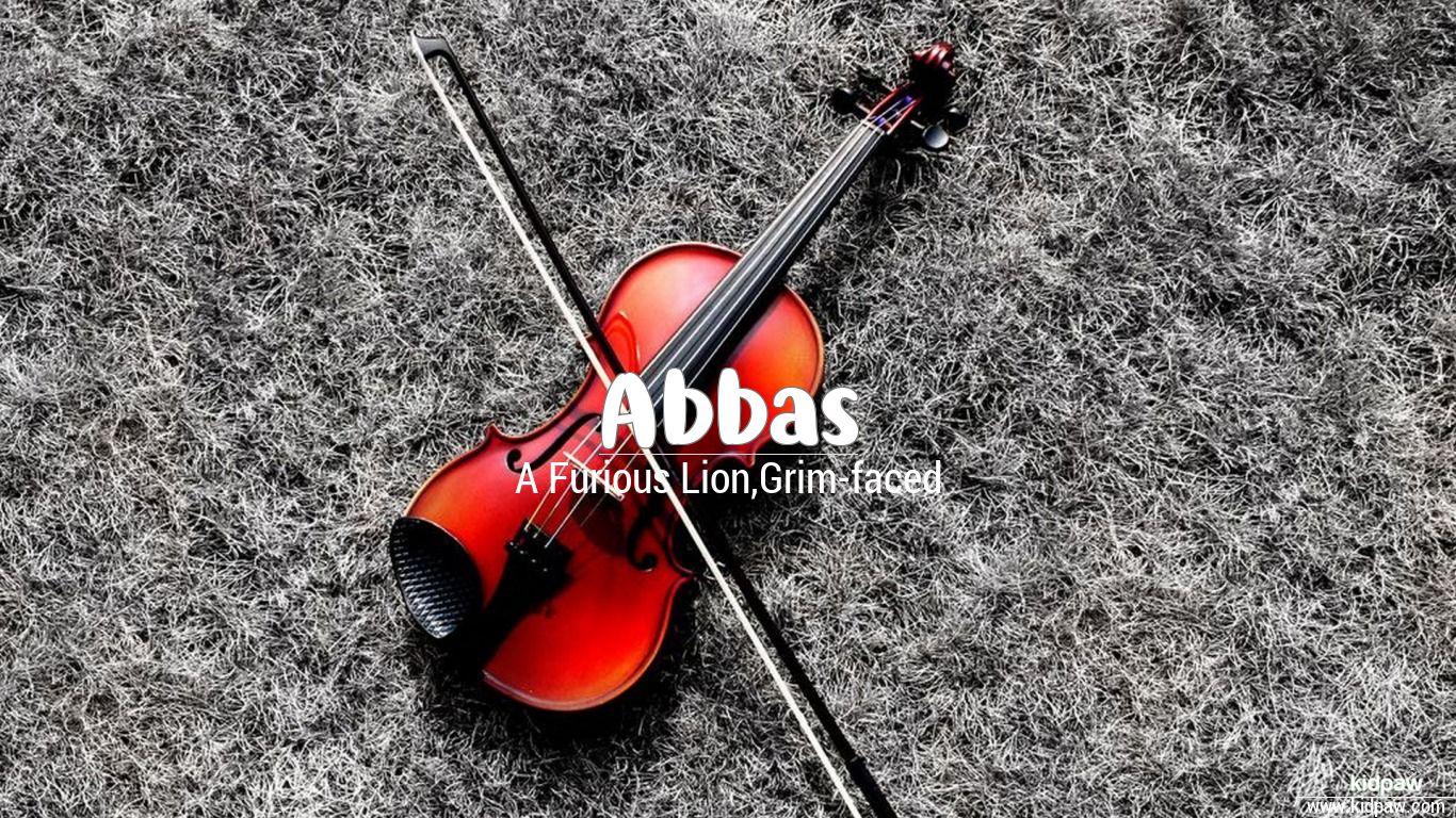 Abbas beautiful wallper