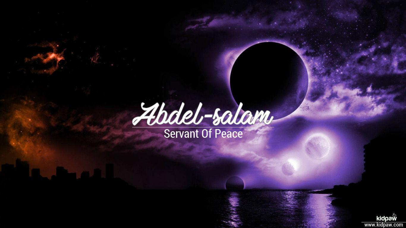 Abdel-salam beautiful wallper