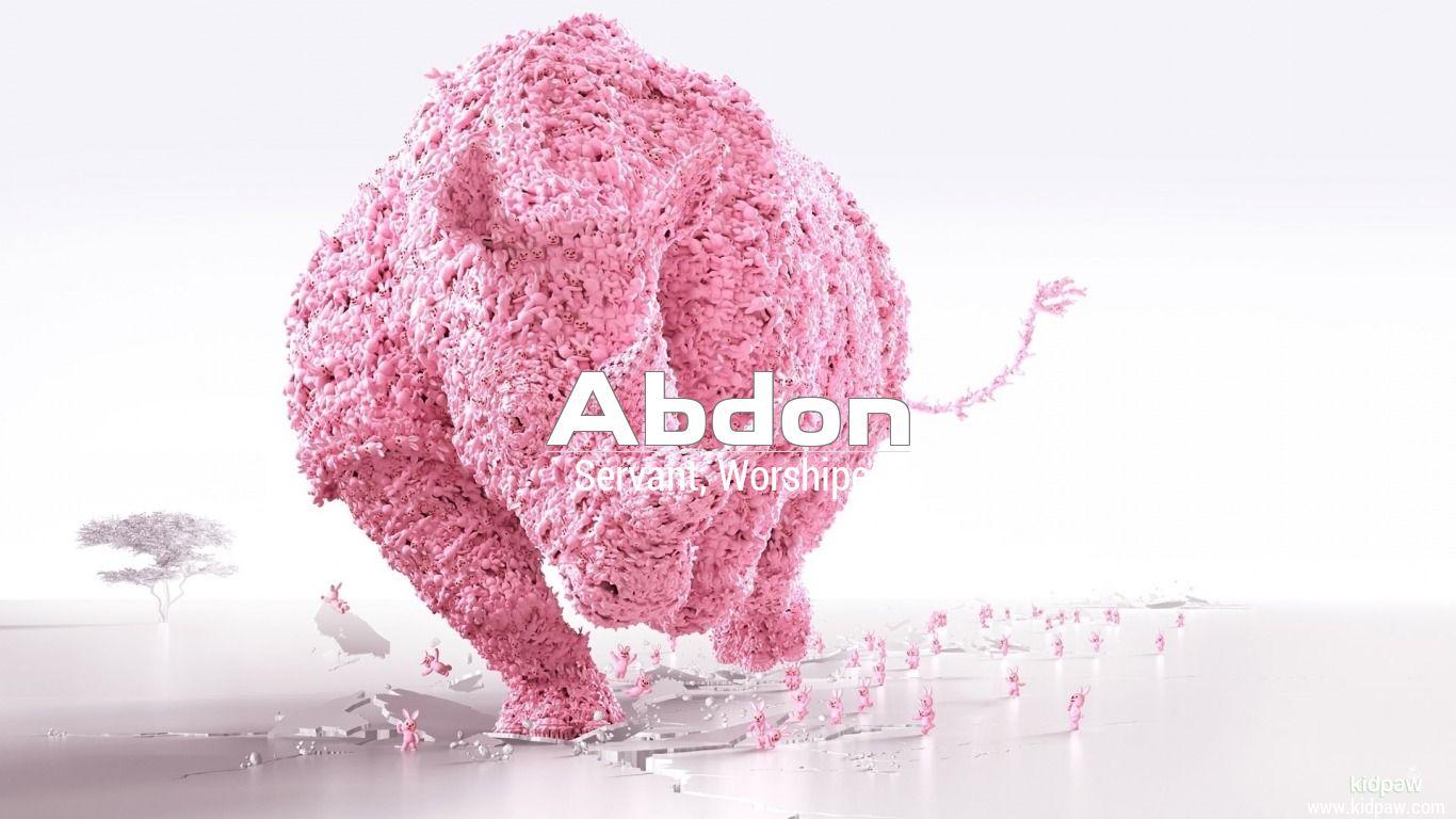 Abdon beautiful wallper