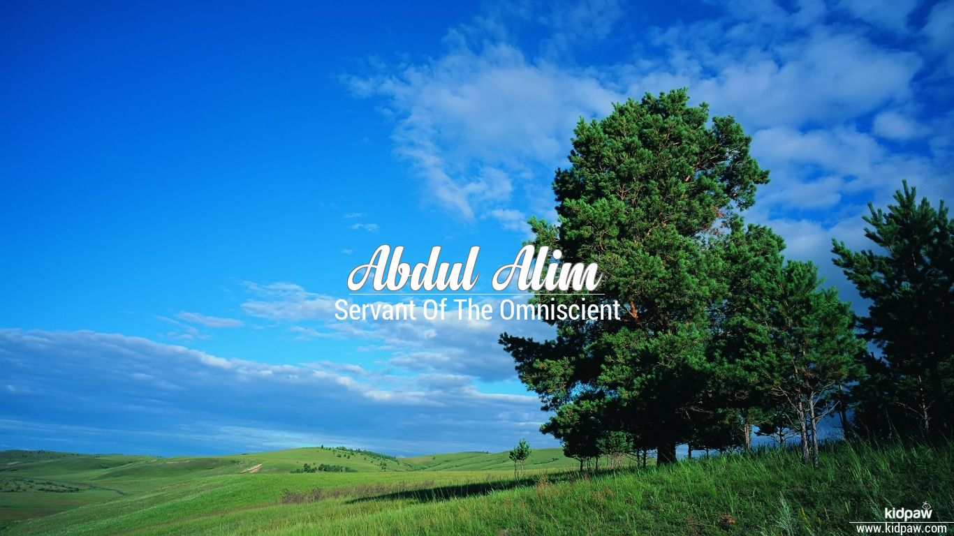 Abdul alim beautiful wallper
