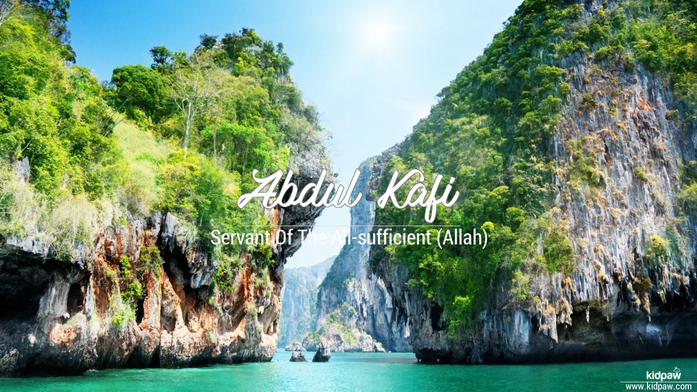 Abdul kafi beautiful wallper