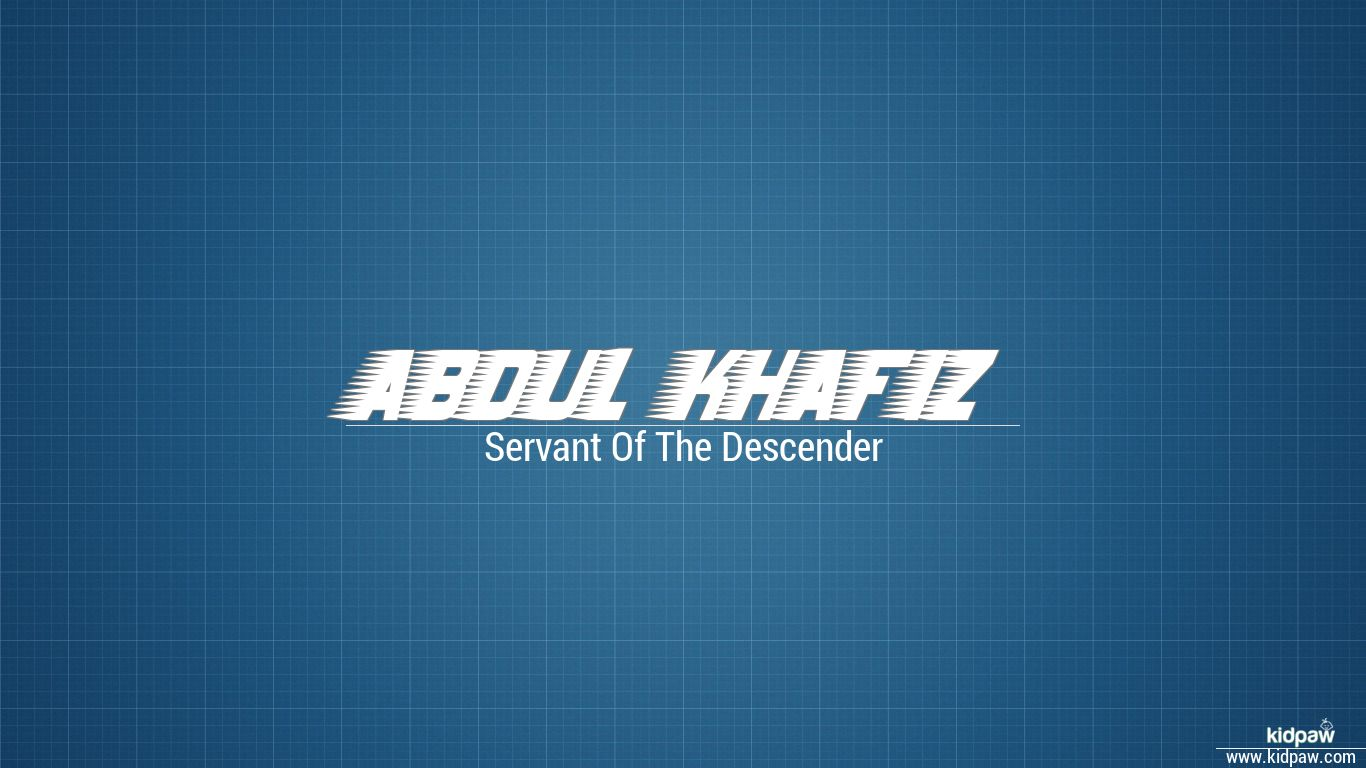 Abdul khafiz beautiful wallper