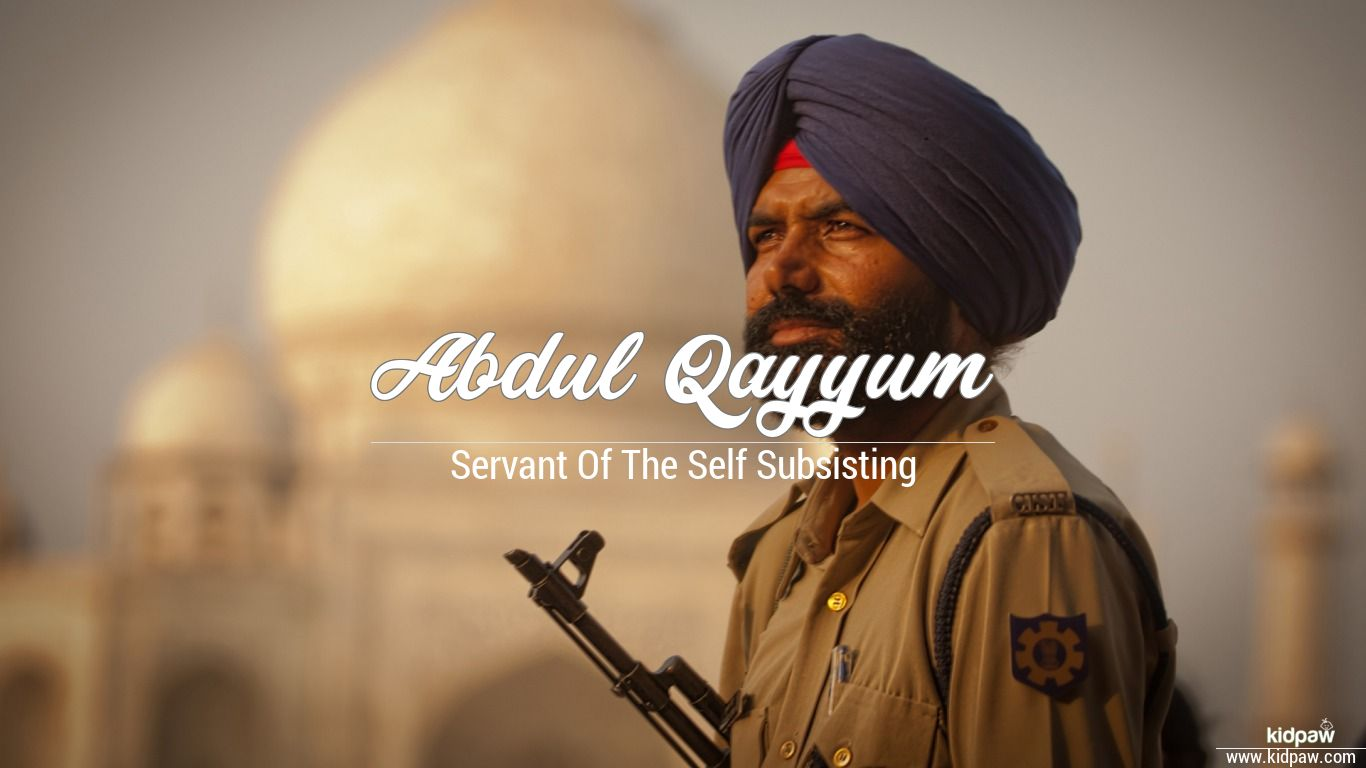 Abdul qayyum beautiful wallper