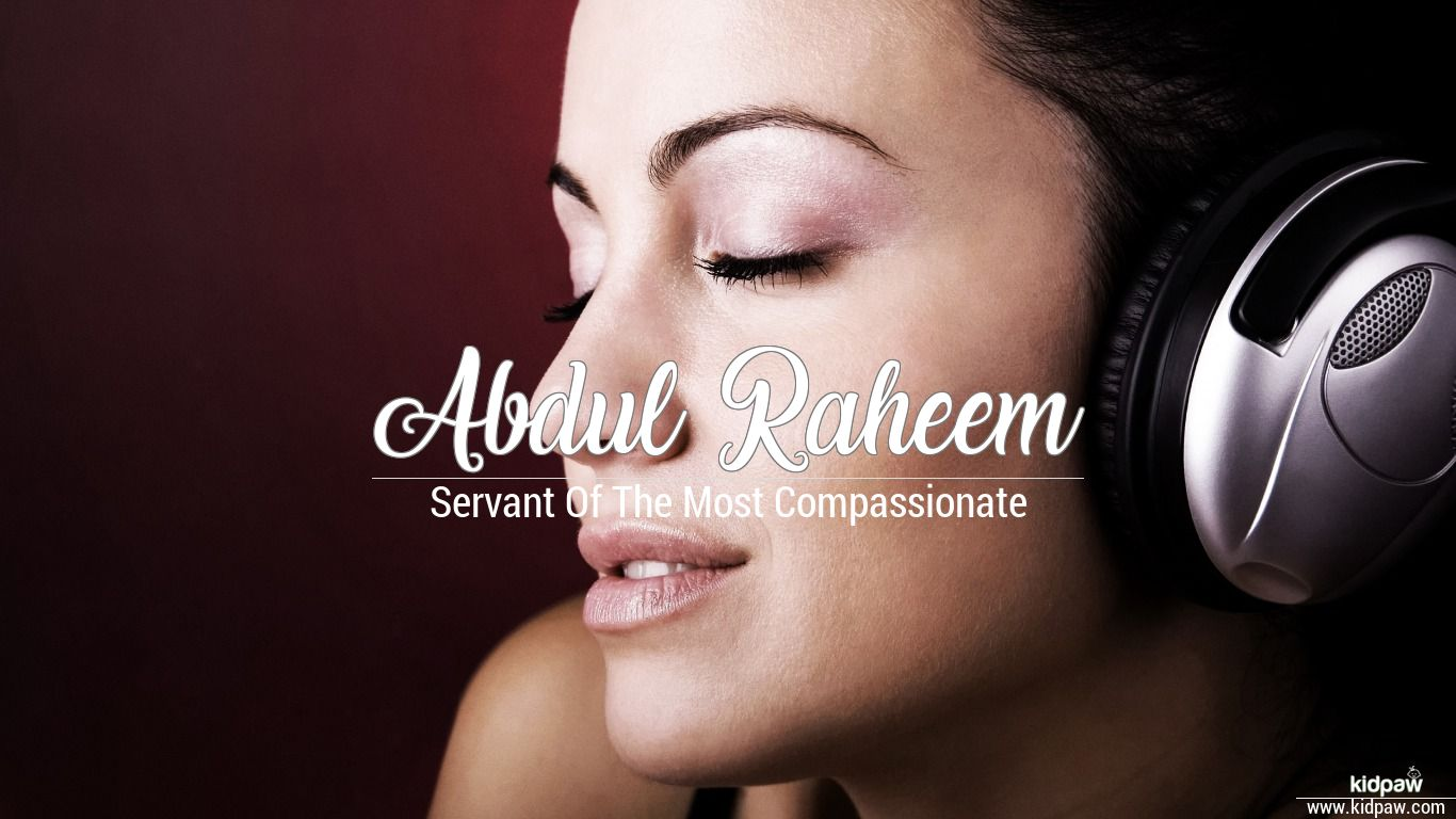 Abdul raheem beautiful wallper