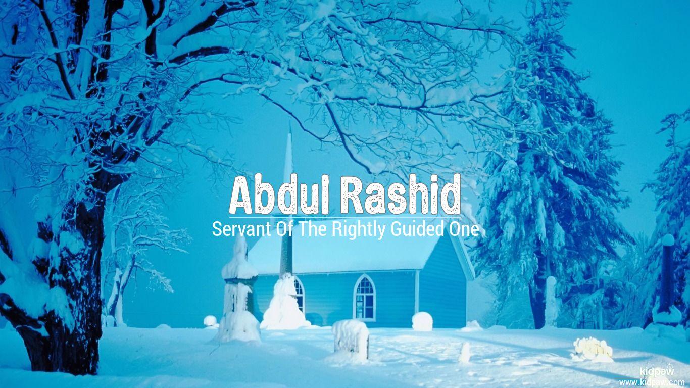 Abdul rashid beautiful wallper