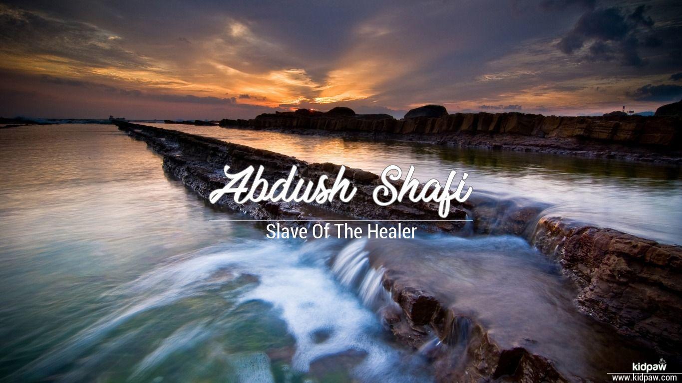 Abdush shafi beautiful wallper