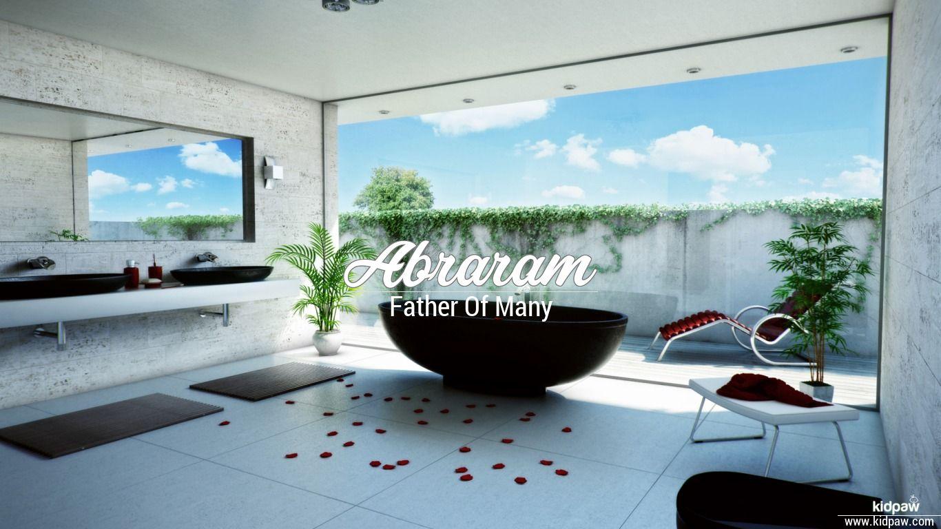Abraram beautiful wallper