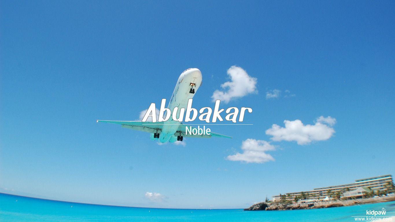 Abubakar beautiful wallper