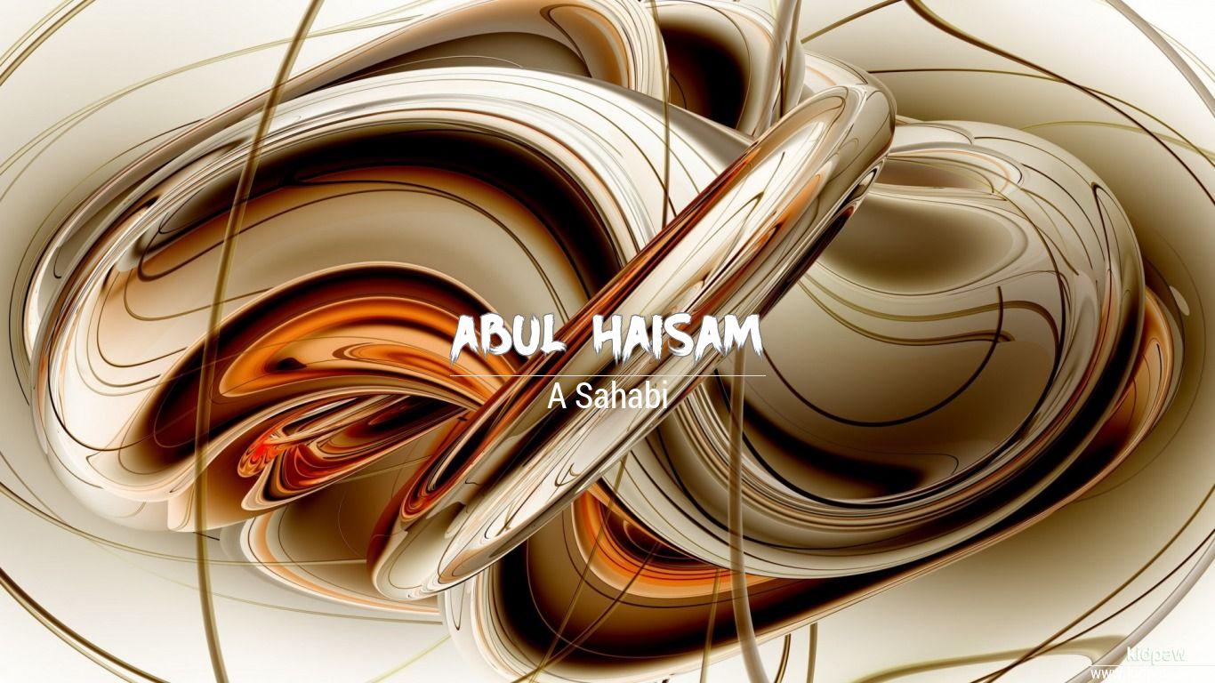 Abul haisam beautiful wallper