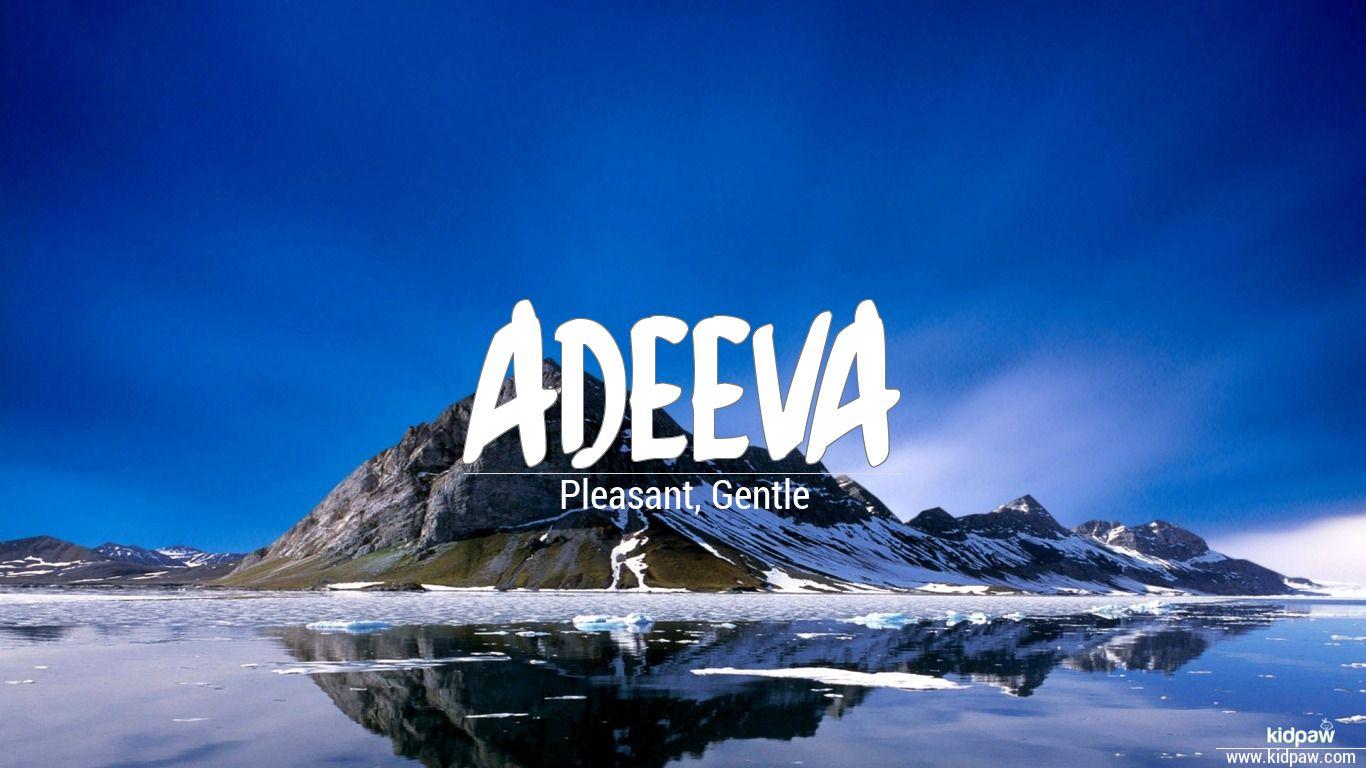 Adeeva beautiful wallper