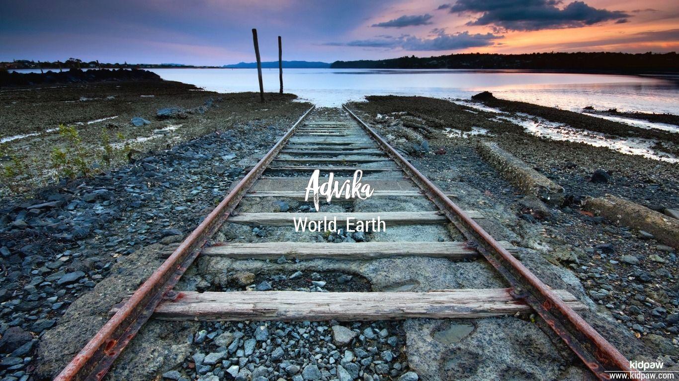 Advika beautiful wallper