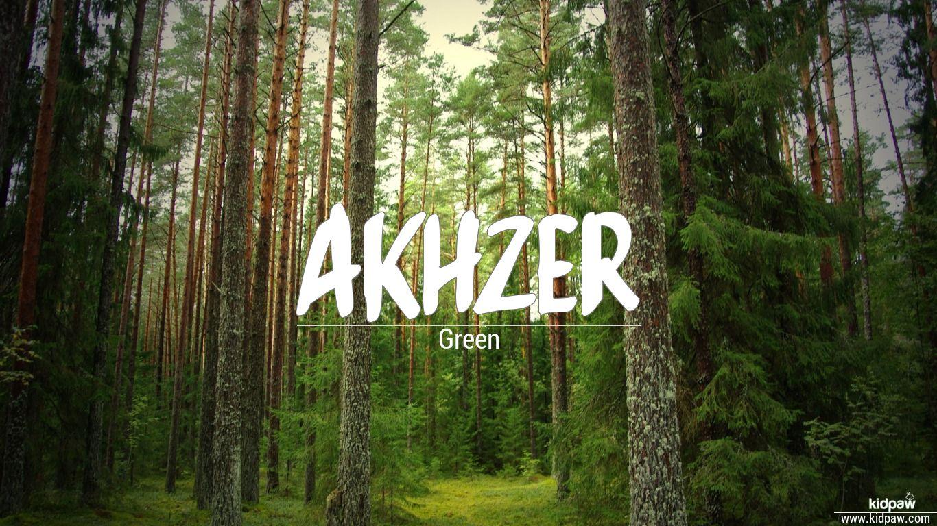 Akhzer beautiful wallper