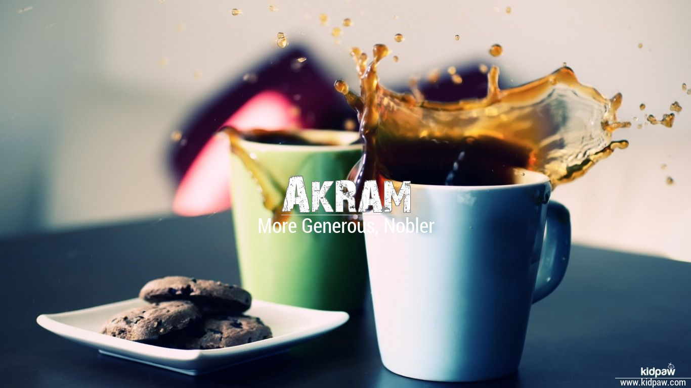 Akram beautiful wallper