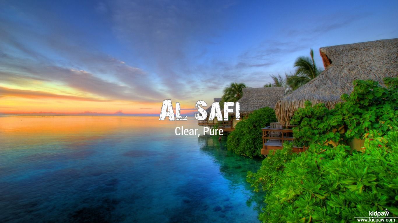 Al safi beautiful wallper