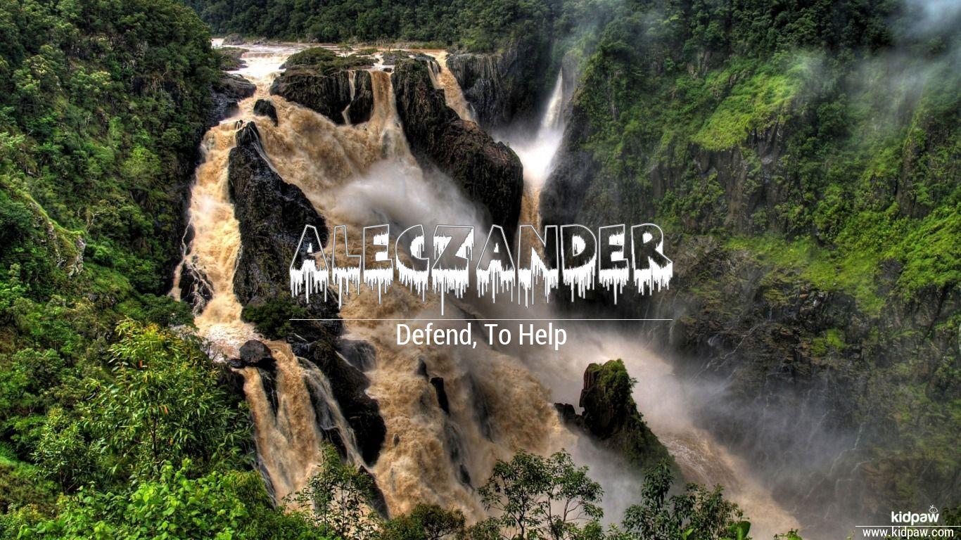 Aleczander beautiful wallper