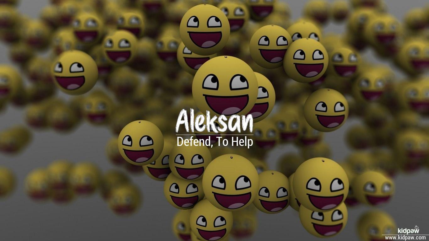 Aleksan beautiful wallper