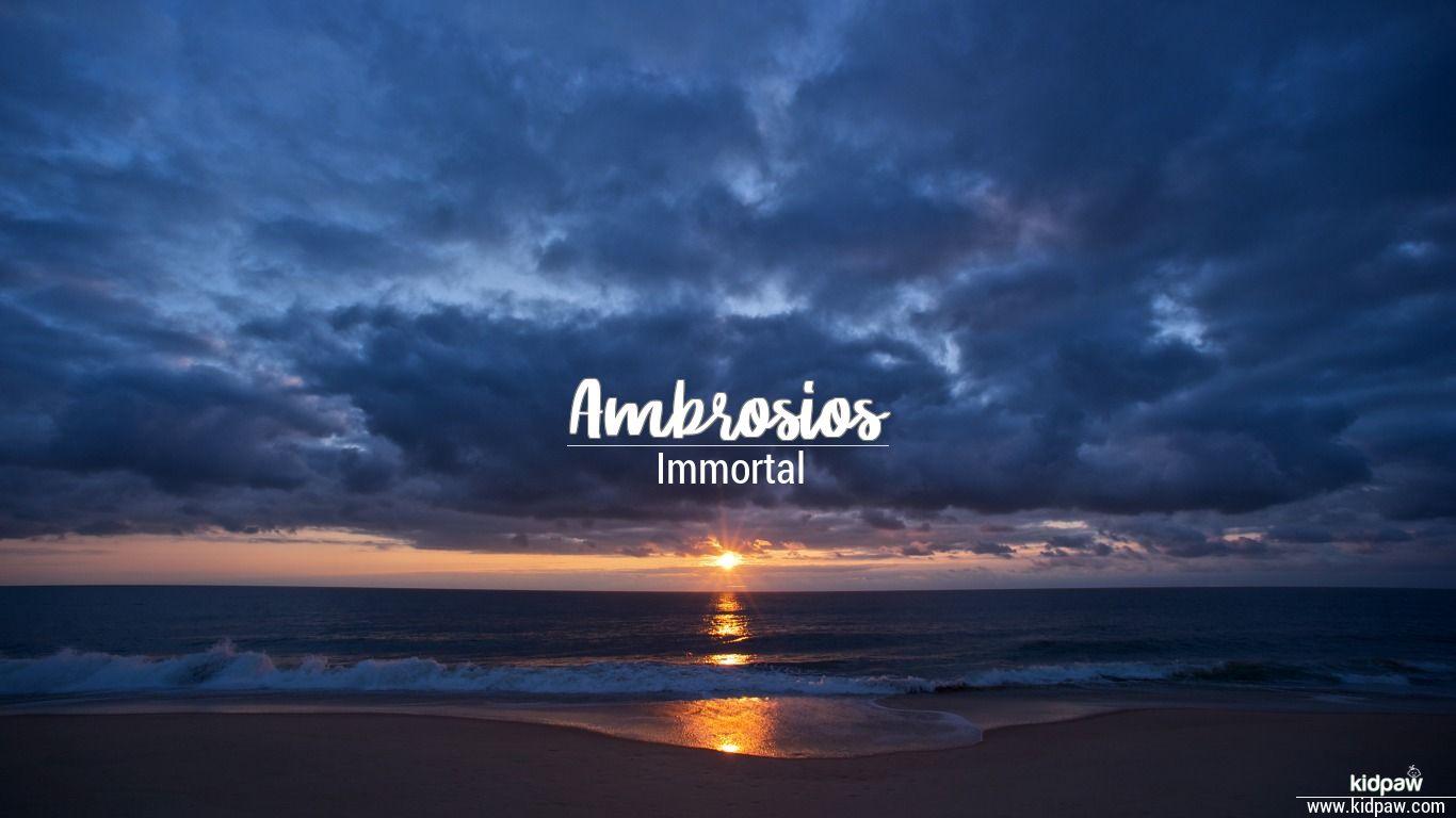 Ambrosios beautiful wallper