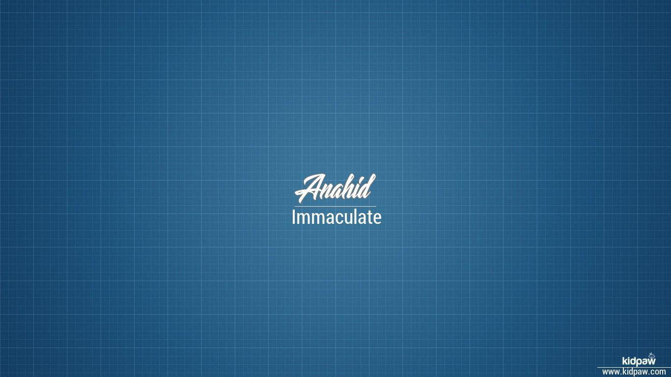 Anahid beautiful wallper