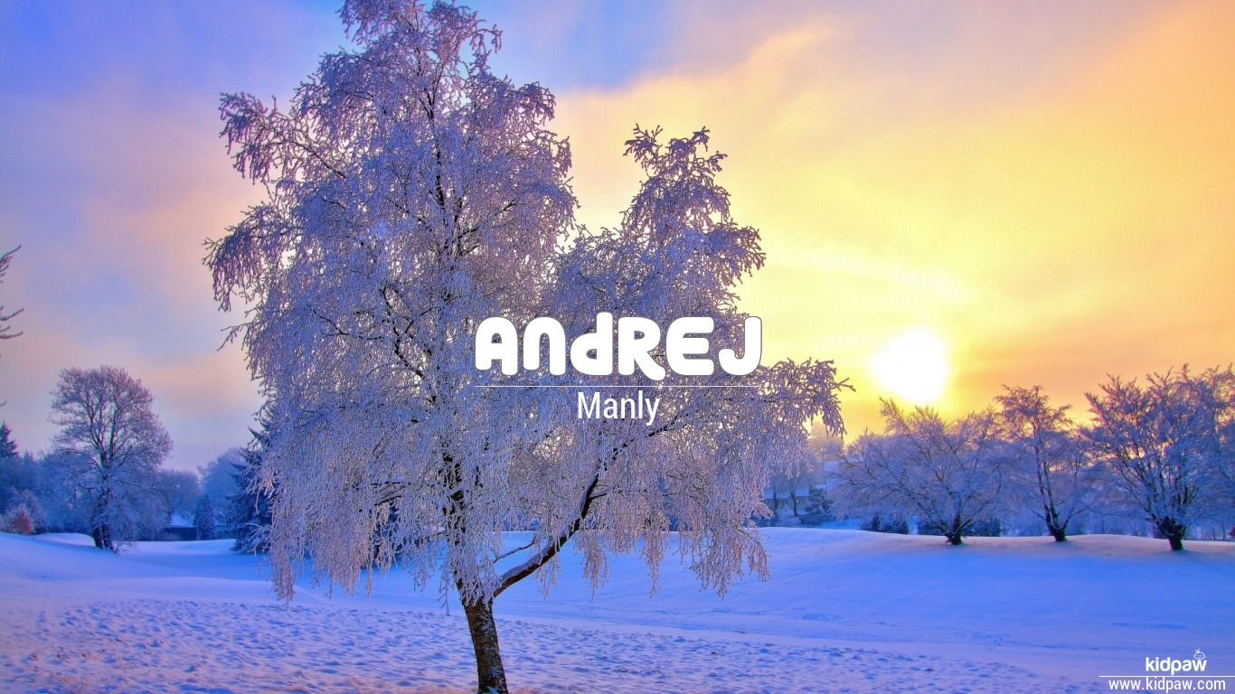 Andrej beautiful wallper