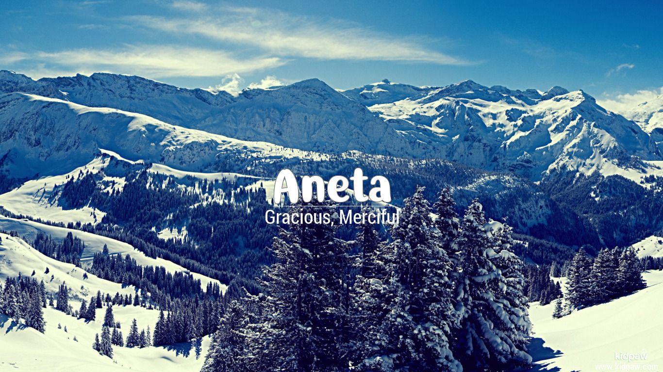 Aneta beautiful wallper