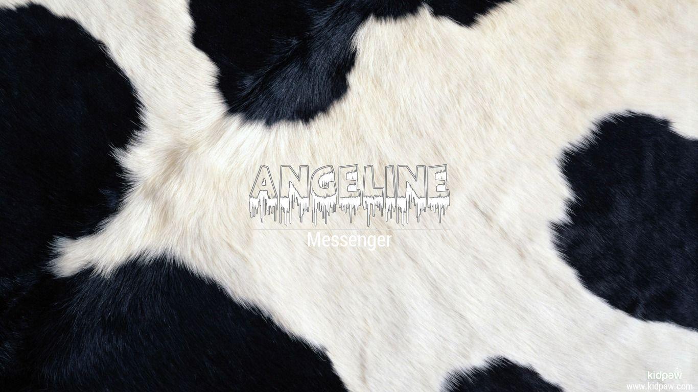 Angeline beautiful wallper