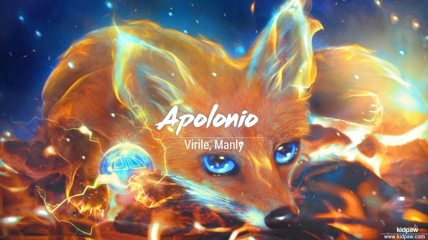 Apolonio beautiful wallper