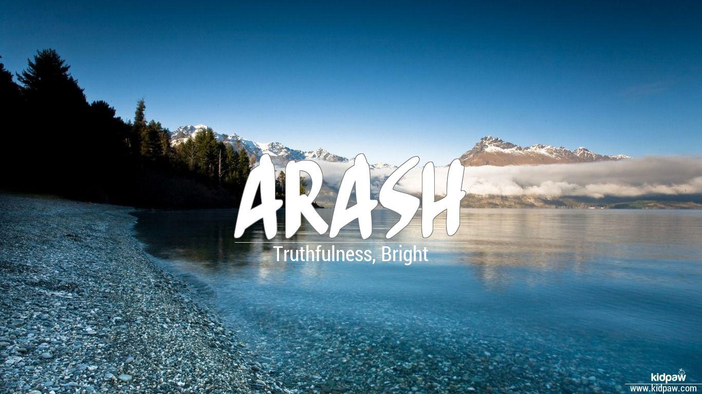 Arash beautiful wallper