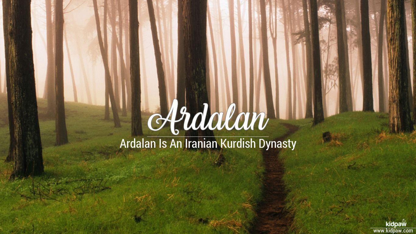 Ardalan beautiful wallper