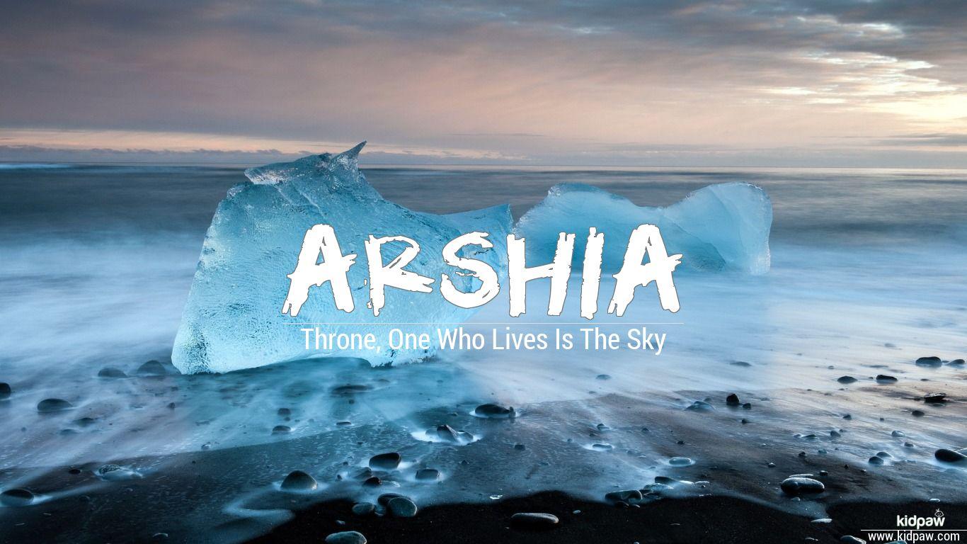 Arshia beautiful wallper
