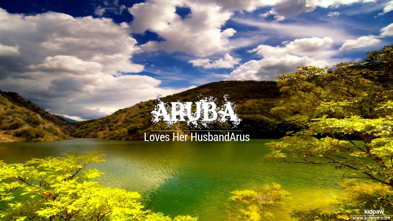 Aruba beautiful wallper