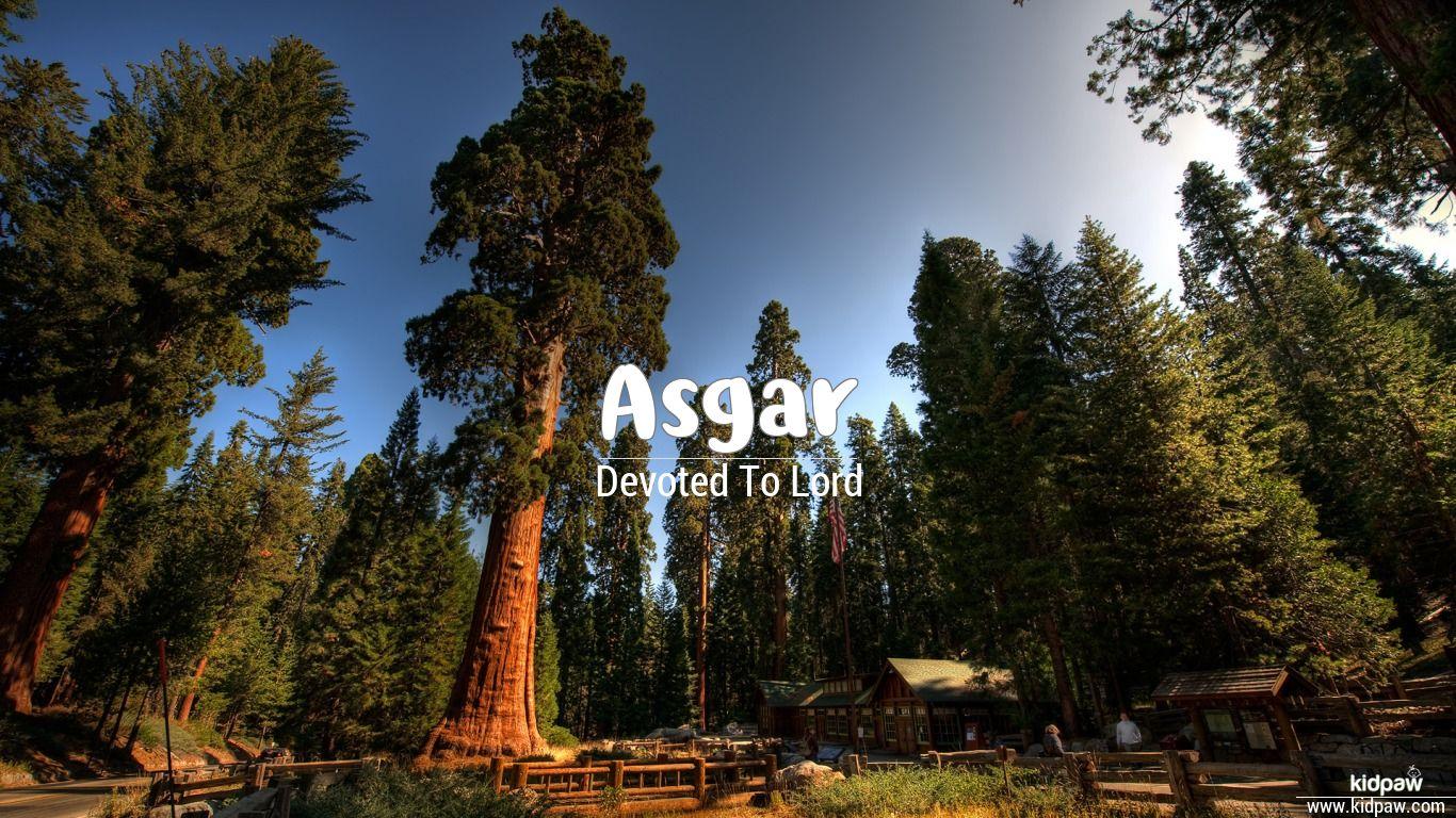 Asgar beautiful wallper