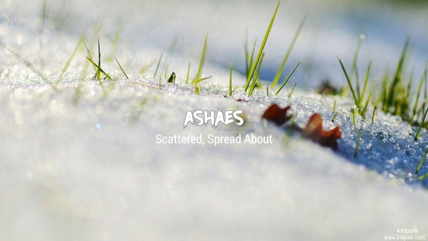 Ashaes beautiful wallper