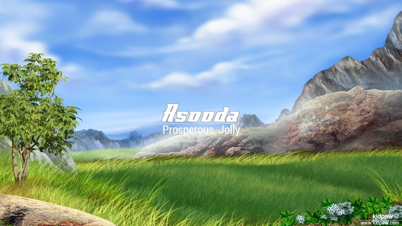 Asooda beautiful wallper