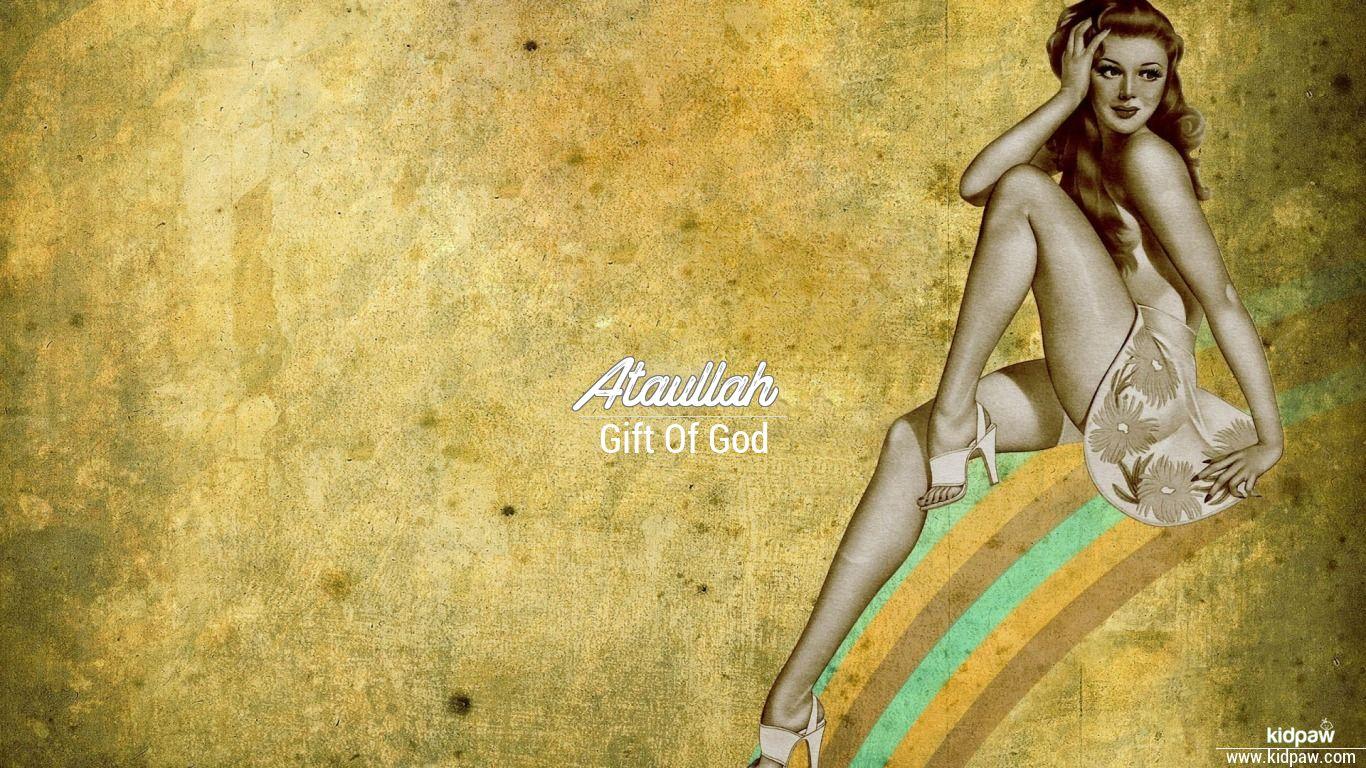 Ataullah beautiful wallper