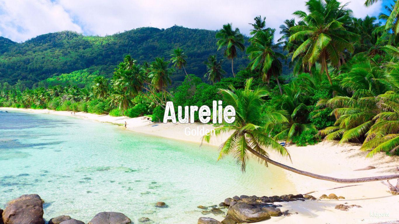 Aurelie beautiful wallper